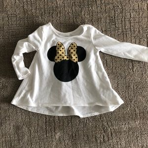 Old navy Minnie high low top